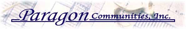 Paragon Communities Inc. Logo